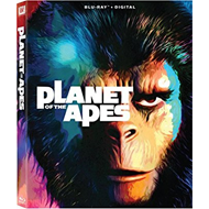 Planet Of The Apes (1968) (BLU-RAY)