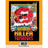 Produktbilde for Attack Of The Killer Tomatoes (BLU-RAY)