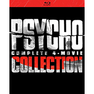 Psycho 4-Movie Complete Collection (BLU-RAY)