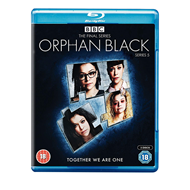 Produktbilde for Orphan Black - Sesong 5 (UK-import) (BLU-RAY)