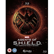 Marvel's Agents Of S.H.I.E.L.D. - Sesong 4 (UK-import) (BLU-RAY)