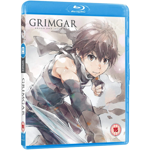 Grimgar Ashes And Illusions (UK-import) (BLU-RAY)