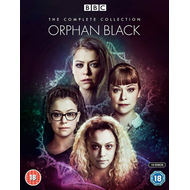 Produktbilde for Orphan Black - Sesong 1-5 (UK-import) (BLU-RAY)