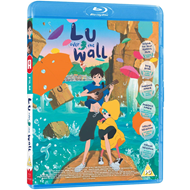 Lu Over The Wall (UK-import) (BLU-RAY)