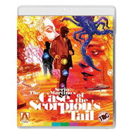 The Case Of The Scorpion's Tail (UK-import) (BLU-RAY)