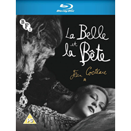 Produktbilde for La Belle Et La Bête (UK-import) (BLU-RAY)