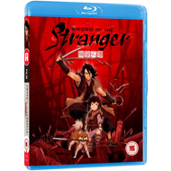 Produktbilde for Sword Of The Stranger (UK-import) (BLU-RAY)