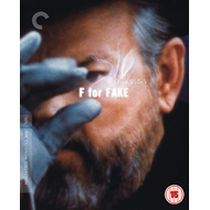F For Fake - The Criterion Collection (UK-import) (BLU-RAY)