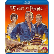 55 Days At Peking (UK-import) (BLU-RAY)