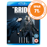 Produktbilde for The Bridge: The Complete Season Four (UK-import) (BLU-RAY)