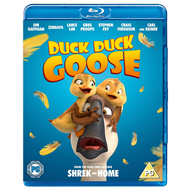 Duck Duck Goose (UK-import) (BLU-RAY)
