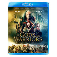 Of Gods And Warriors (UK-import) (BLU-RAY)