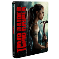 Tomb Raider (2018) - Limited Steelbook Edition (BLU-RAY)