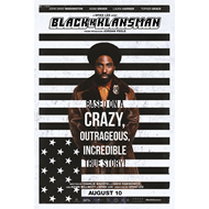 BlacKkKlansman (BLU-RAY)