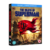 The Death Of Superman (UK-import) (BLU-RAY)