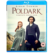 Poldark - Sesong 4 (UK-import) (BLU-RAY)