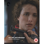 Sex, Lies, And Videotape - The Criterion Collection (UK-import) (BLU-RAY)