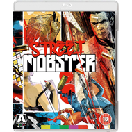 Street Mobster (UK-import) (BLU-RAY)