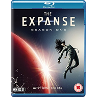 The Expanse - Sesong 1 (UK-import) (BLU-RAY)