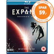 Produktbilde for The Expanse - Sesong 1 (UK-import) (BLU-RAY)