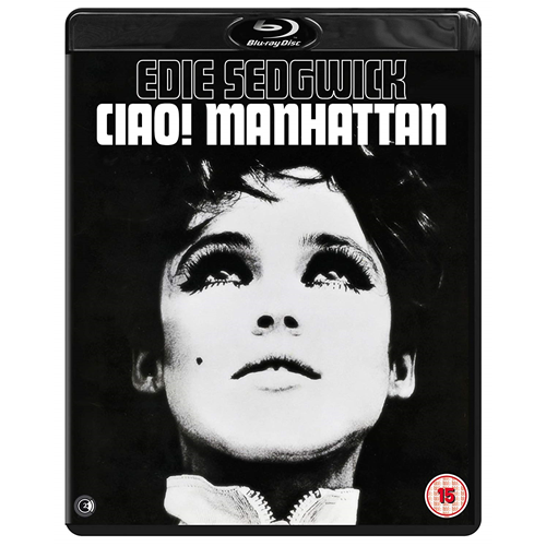 Ciao! Manhattan (UK-import) (BLU-RAY)