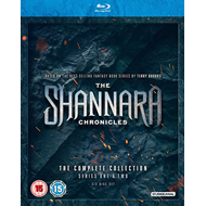 The Shannara Chronicles - Sesong 1-2 (UK-import) (BLU-RAY)