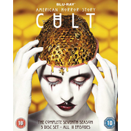 American Horror Story - Sesong 7: Cult (UK-import) (BLU-RAY)