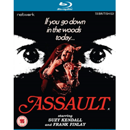 Assault (UK-import) (BLU-RAY)