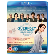 The Guernsey Literary And Potato Peel Pie Society (UK-import) (BLU-RAY)