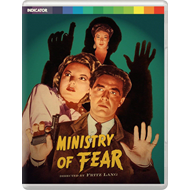 Ministry Of Fear (UK-import) (BLU-RAY)
