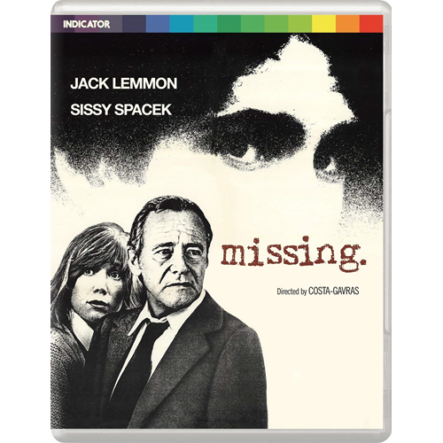Missing (UK-import) (BLU-RAY)