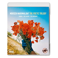 Mohsen Makhmalbaf: The Poetic Trilogy (UK-import) (BLU-RAY)
