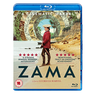 Produktbilde for Zama (UK-import) (BLU-RAY)