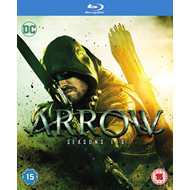 Arrow - Sesong 1-6 (UK-import) (BLU-RAY)