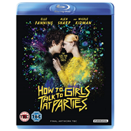 How To Talk To Girls At Parties (UK-import) (BLU-RAY)