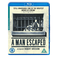 A Man Escaped (UK-import) (BLU-RAY)