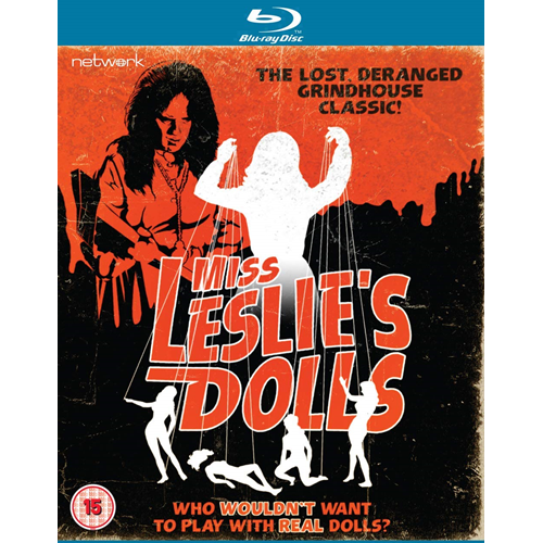 Miss Leslie's Dolls (UK-import) (BLU-RAY)