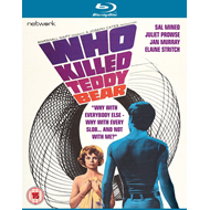 Who Killed Teddy Bear? (UK-import) (BLU-RAY)