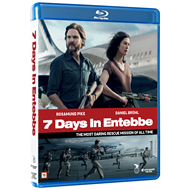 7 Days In Entebbe (BLU-RAY)