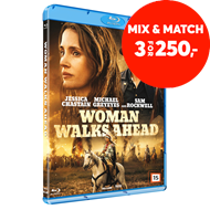 Produktbilde for Woman Walks Ahead (BLU-RAY)