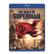 DCU: The Death Of Superman (BLU-RAY)
