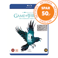 Produktbilde for Game Of Thrones - Sesong 1: Limited Robert Ball Edition (BLU-RAY)