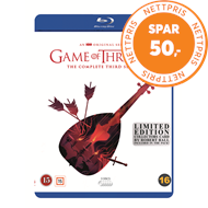 Produktbilde for Game Of Thrones - Sesong 3: Limited Robert Ball Edition (BLU-RAY)