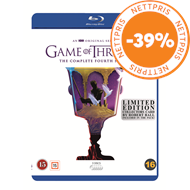 Produktbilde for Game Of Thrones - Sesong 4: Limited Robert Ball Edition (BLU-RAY)