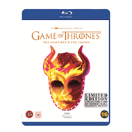 Game Of Thrones - Sesong 5: Limited Robert Ball Edition (BLU-RAY)