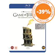 Produktbilde for Game Of Thrones - Sesong 6: Limited Robert Ball Edition (BLU-RAY)