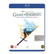 Game Of Thrones - Sesong 7: Limited Robert Ball Edition (BLU-RAY)