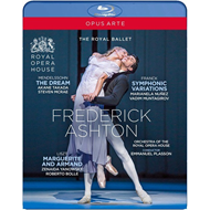 Produktbilde for Frederick Ashton (BLU-RAY)