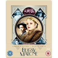 Produktbilde for Bugsy Malone - Limited Steelbook Edition (UK-import) (BLU-RAY)