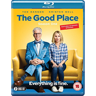 The Good Place - Sesong 1 (UK-import) (BLU-RAY)